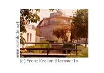 Franz Kroller Sternwarte Traiskirchen
