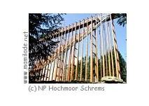 Himmelsleiter im Naturpark Hochmoor Schrems