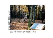 Walderlebnisweg Naturpark Geschriebenstein
