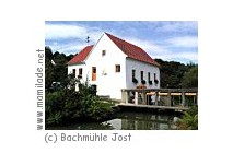 Minihof-Liebau Bachmühle Jost