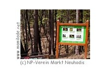 Naturpark Geschriebenstein Pilzlehrpfad