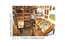Holzmuseum Wildschönau