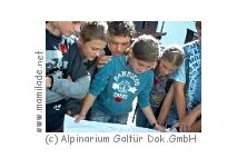 Alpinarium in Galtür