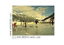 Eislaufen ARLBERG-well.com