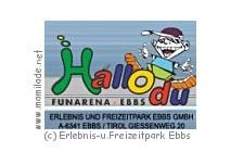 """""""Hallodu"""" Erlebnis- und Freizeitpark Ebbs"""