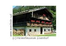 Heimatmuseum Sixenhof