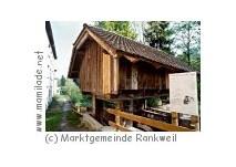 Triftanlage und Flözerlehrpfad in Rankweil