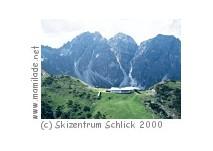 Schlick 2000 - Gondelbahn am Kreuzjoch in Fulpmes