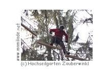 Zauberwinkl - Hochseilgarten Wildschönau