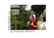 Waldlehrpfad in Bildstein