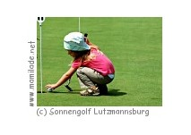 Sonnengolf in Lutzmannsburg