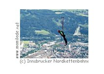 Nordkette Innsbruck: Flying Fox