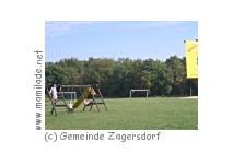 Spielplatz Alter Sportplatz in  Zagersdorf