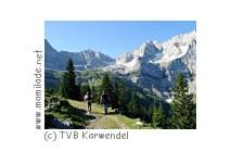 Hinterriss: Familienwanderung auf die Binsalm im Karwendel