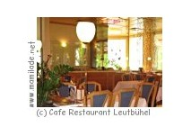 Cafe Restaurant Leutbühel in Bregenz