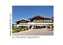 Gasthof Alpenblick in Hölfe bei Mittelberg