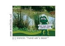 """Erlebnisweg """"Rund ums Moor"""" im Zickental"""