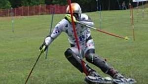 Gras-Skifahren in Rettenbach