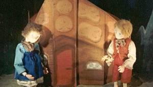 Hänsel und Gretel in der Märchenbühne Apfelbaum