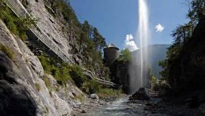 Tirols mystische Klamm in Zams: Zammer Lochputz