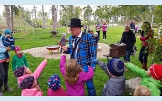 Kindergeburtstag im Erlebnispark Gänserndorf