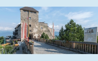 Kindergeburtstag auf Burg Oberkapfenberg