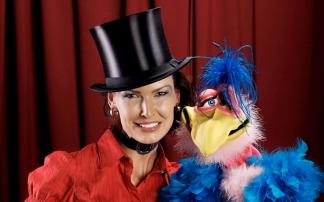 Kindergeburtstag in Vorarlberg mit Zauberer-Zauberin Kerstin