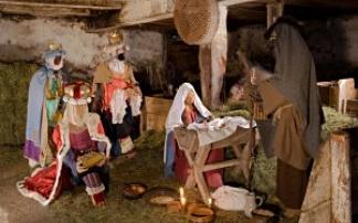 Tiroler Bergweihnacht im Heimatmuseum Sixenhof in Achenkirch