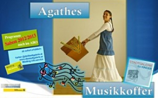 Agathes Musikkoffer