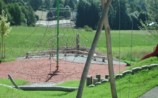 Spielplatz mit Wasserspaß in Aigen-Schlägl