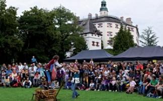 Schlossfest auf Schloss Ambras