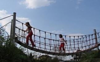 Anif Niederalm Spielplatz