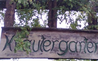 Kräutergarten in Anthering