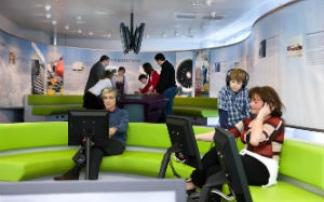 VISITAIR Center am Flughafen Wien Schwechat