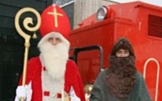 """Nikolaus-Fahrten mit der Bregenzerwaldbahn """"Wälderbähnle"""""""