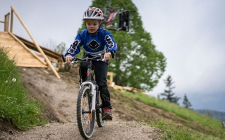 Familien Bikepark Wurbauerkogel