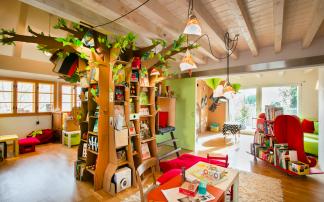 (c) Kinderbuchhaus im Schneiderhäusl