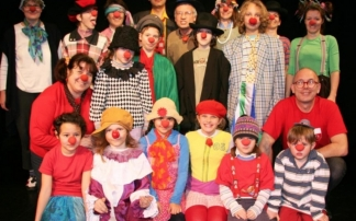 Kindertheater in der Theaterschachtel Hallein