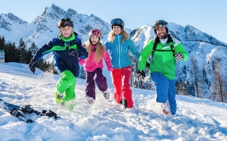Skigebiet Maiskogel, Familienskigebiet