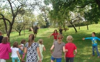 Kindergeburtstag Jagd- und Landwirtschaftsmuseum