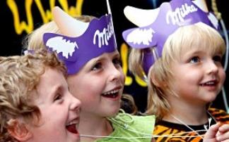 29. Milka Schokoladefest in Bludenz