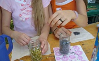 Kindergeburtstag Botanischer Garten