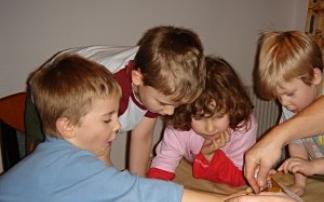 Kinder-Workshop in den Weihnachtsferien im Kunsthaus Bregenz