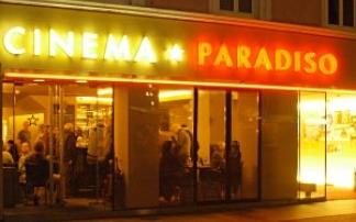 Cinema Paradiso Heiliger Abend