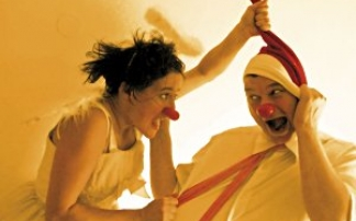 Clownduo Herbert und Mimi