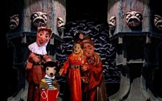 """""""Das Ei"""" im Wiener Urania Puppentheater"""