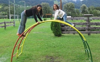 Dellach Kinderspielplatz