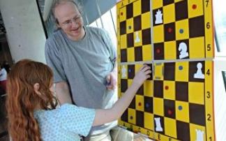 Schach & Denksporttreff für Kinder