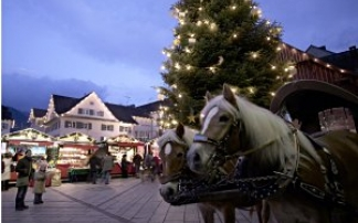 Christkindlemarkt in Dornbirn