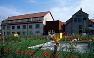 Rund um die inatura: Stadtgarten Dornbirn
